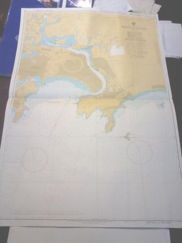 carta nautica de brasil