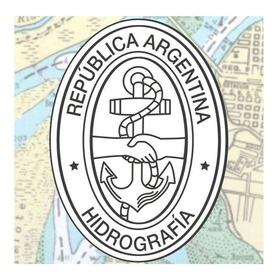 Carta Nautica H118 Agente Oficial Serv Hidrografia Naval