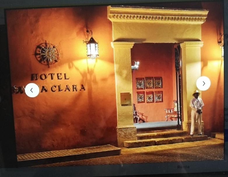 cartagena vendo suites hotel sofitel santa clara