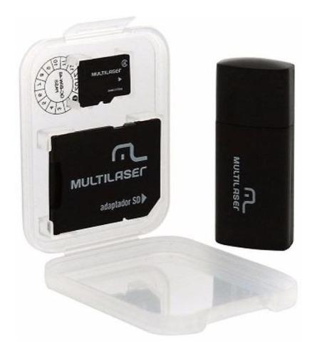 cartao de memória micro sd 32gb classe 10 3x1