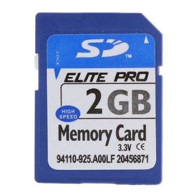 Cartao De Memoria Sd 2gb 80x Para Nikon D50 Com Nota Fiscal