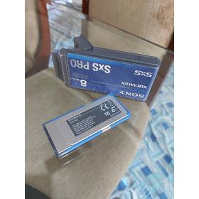 Cartão De Memória Sony Sbp-8 Gb Sxs Pro(pra Vender Rápido)