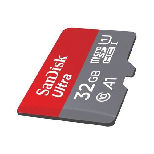 cartao micro sd sdhc sandisk ultra 32gb p/ raspberry pi 3