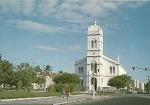 cartao postal - igreja matriz de s. jose - aracaju - sergipe