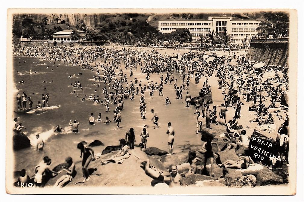 Resultado de imagem para verão no rio anos 50