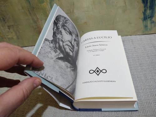 cartas a lucílio séneca fundação calouste gulbenkian