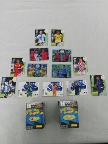 cartas adrenalyn fifa world cup 2014