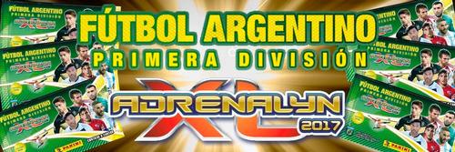cartas adrenalyn futbol argentino 2017 a eleccion!