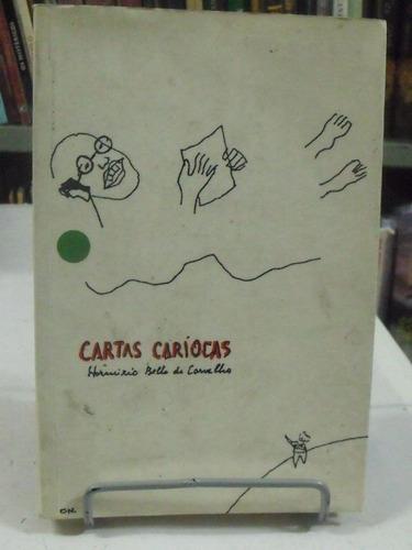 cartas cariocas -  hermínio bello de carvalho