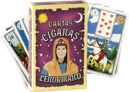 cartas ciganas