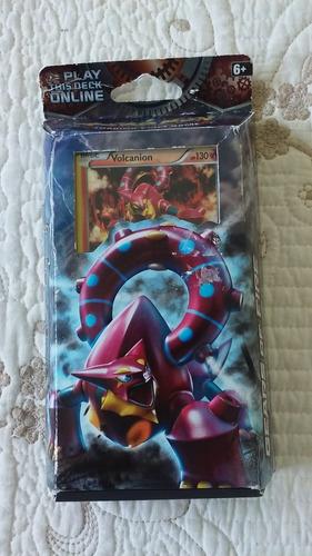 cartas coleccionables pokemon mazo 60 cartas