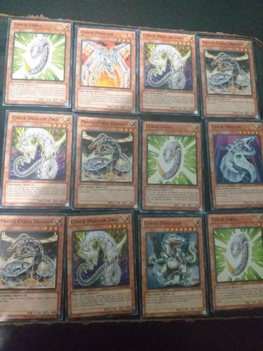 cartas cyber dragón yugioh