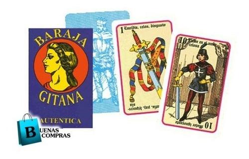 cartas de baraja gitana original - 48 cartas