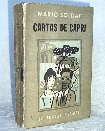 cartas de capri mario soldati novela editorial hermes