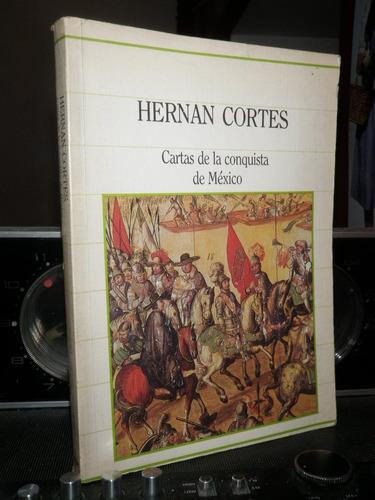 cartas de la conquista de méxico hernán cortés sarpe 1985