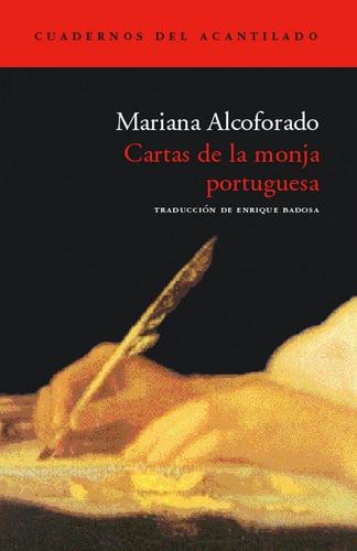 cartas de la monja portuguesa  de alcoforado mariana