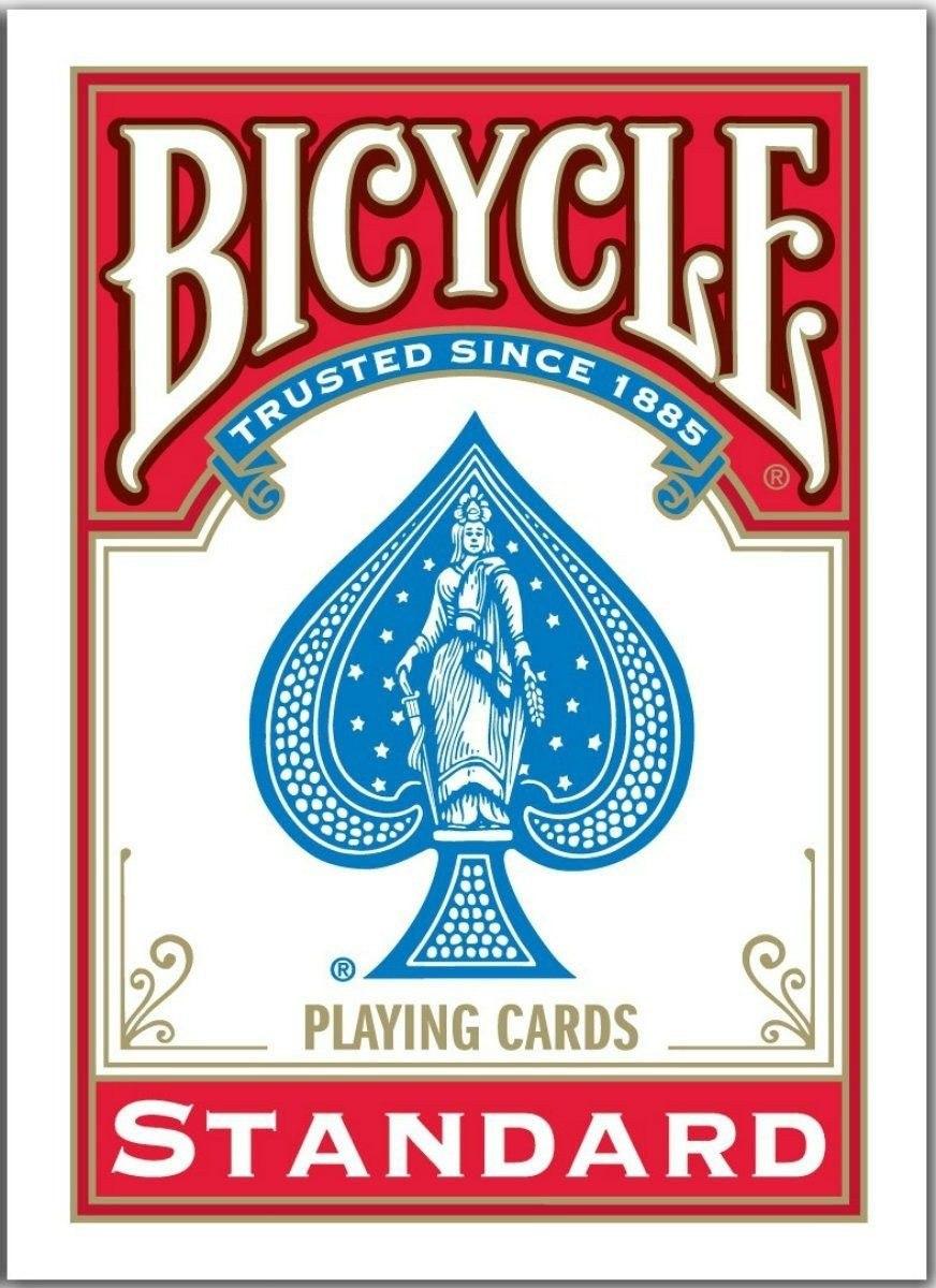 Cartas De Magia / Poker Bicycle Modelo Clasico Standard