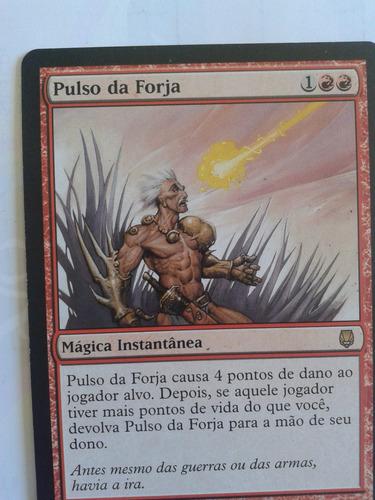 cartas de magic - pulso da forja