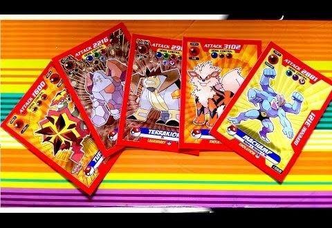 cartas de pokemon