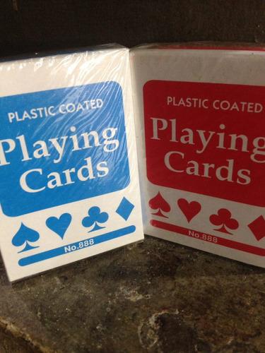 cartas de poker!!