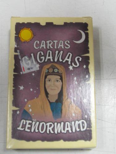 cartas de tarot gitano