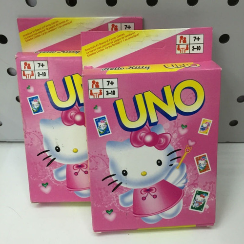 cartas de uno nuevas juego de mesa juguetes niño niña
