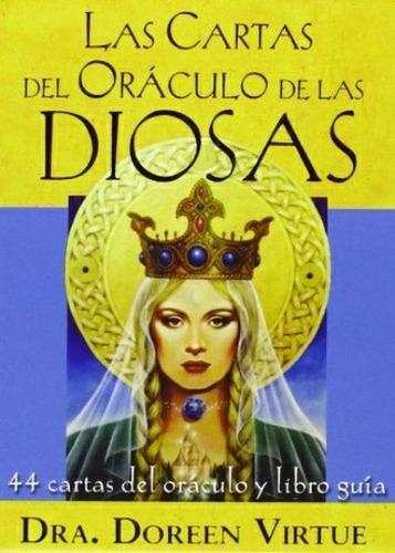 cartas del oraculo de las diosas - virtue doreen