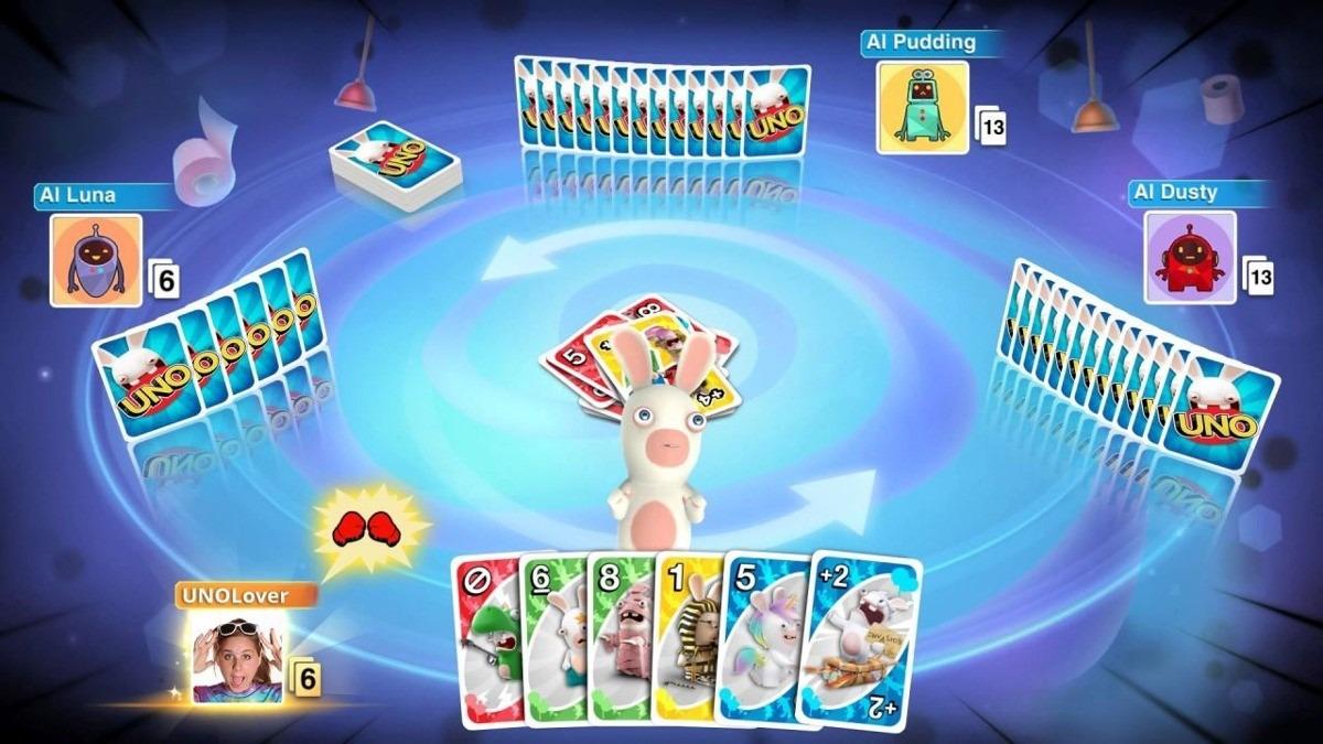 Cartas Del Uno Juego Familia Playstation 4 Ps4 Entrego Ahora 190