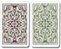 cartas kem, con detalle, poker, canasta. 100%  plasticas.