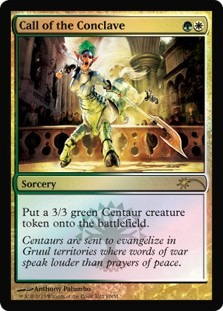 cartas magic call of the conclave (foil)  premiun yawg's