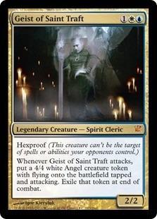 cartas magic geist of saint traft lista premiun yawg's