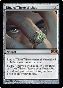cartas magic ring of three wishes lista premiun yawg's
