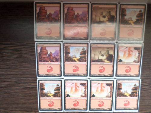 cartas magic the gathering lote 1