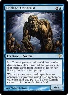 cartas magic undead alchemist lista premiun yawg's