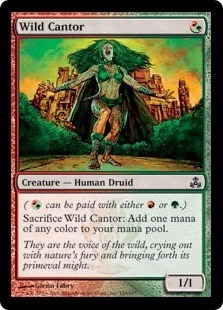 cartas magic wild cantor lista premiun yawg's