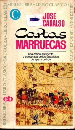 cartas marruecas( jose cadalso)