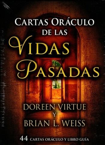 cartas oraculo de las vidas pasadas - virtue, ossés torrón y