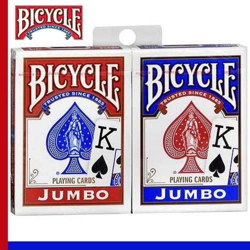cartas original bicycle  rider back jumbo. envia banimported
