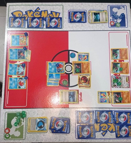 cartas pokemon replica 100% español