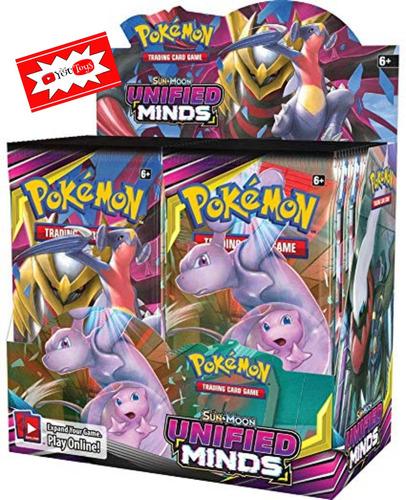 cartas pokemon sun & moon unified minds