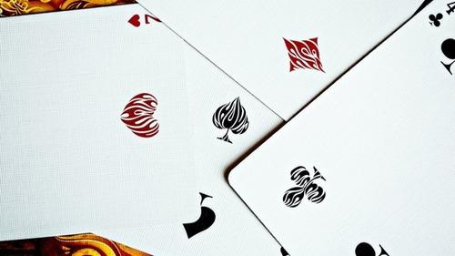 cartas poker ignite magia hermosas cardistry ellusionist