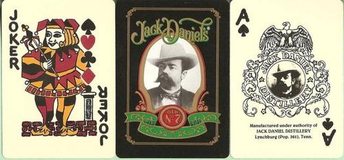cartas poker jack daniels