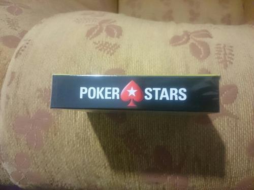cartas pokerstars originales selladas s abrir