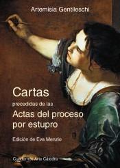 cartas precedidas de las actas del proceso por estupro(libro