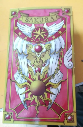 cartas sakura card captor