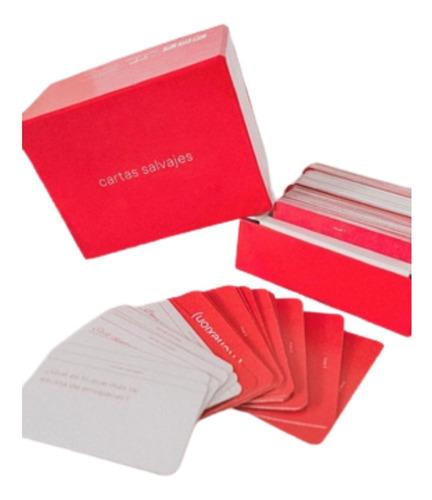 cartas salvajes + digalo con memes juego cartas casa fight