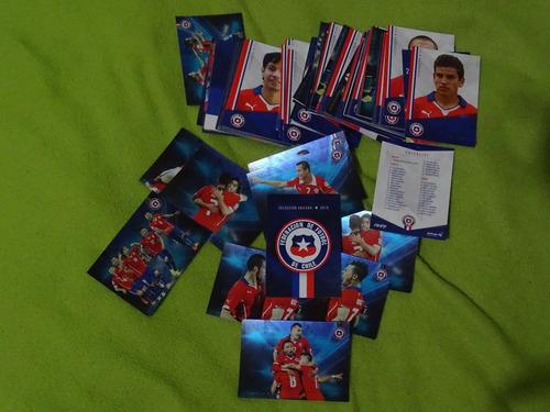 cartas selección chilena
