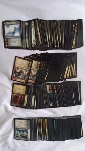cartas senhor dos anéis card game