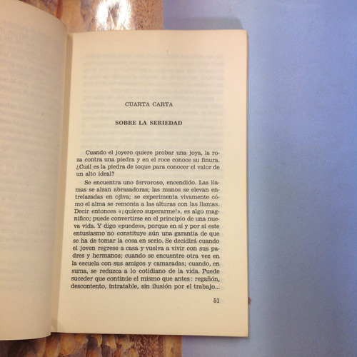 cartas sobre autoformación 7ª edición. romano guardi.