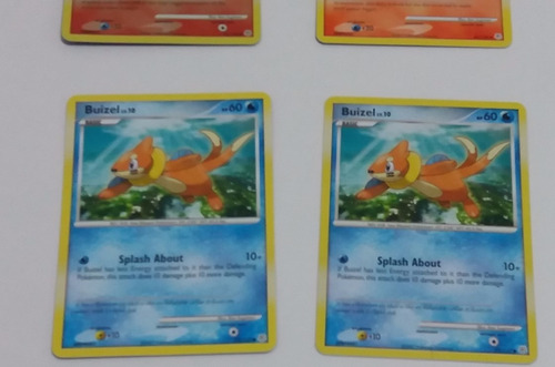 cartas sueltas de pokemon original